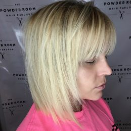 Short Hairstyles For Round Faces 2018 28