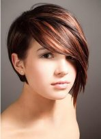 Short Hairstyles For Round Faces 2018 5