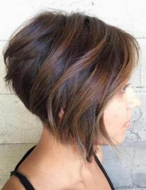 Short Layered Bob Hairstyles 7