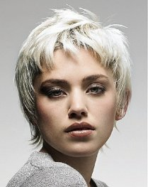 Short Messy Hairstyles 2018 6