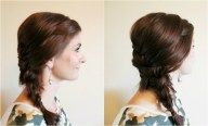 Simple Hairstyles For Girls 22
