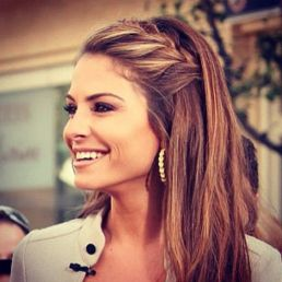 Simple Hairstyles For Girls 24