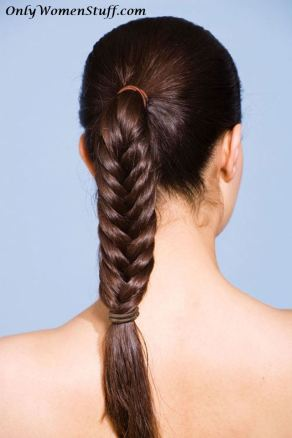 Simple Hairstyles For Girls 5