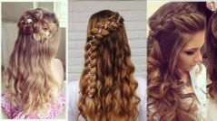 Simple Hairstyles For Girls 9