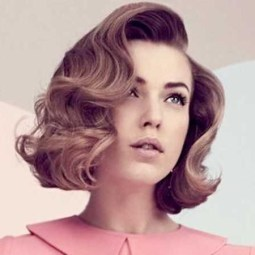Best Vintage Hairstyles for Short Hair - Haircuts + Hairstyles 2018