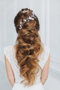 Long Wedding Hairstyles 18