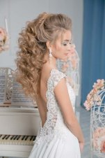 Long Wedding Hairstyles 22