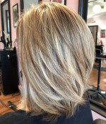 Medium Layered Haircuts 15