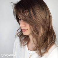 Medium Layered Haircuts 34
