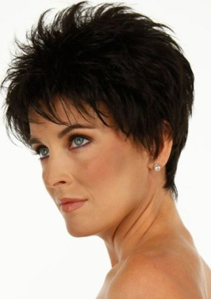 Spiky Haircuts For Women 14