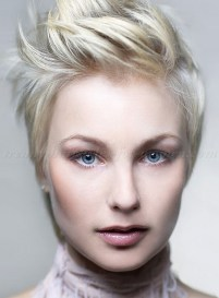 Spiky Haircuts For Women 24
