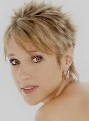 Spiky Haircuts For Women 28