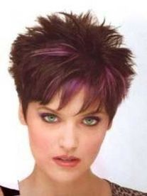 Spiky Haircuts For Women 5