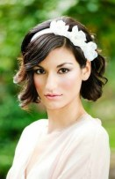 Wedding Hairstyles For Short Hair 29