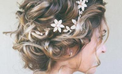 Wedding Hairstyles For Short Hair 43