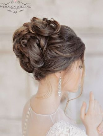 Wedding Updo Hairstyles 38