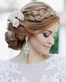 Wedding Updo Hairstyles 44