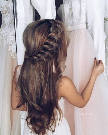 Wedding Updo Hairstyles For Long Hair 12