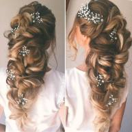 Wedding Updo Hairstyles For Long Hair 15