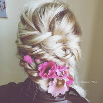 Wedding Updo Hairstyles For Long Hair 25