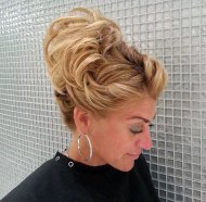 11 Twisted Updo Hairstyle