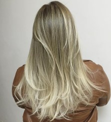 12 Wispy Layered Blonde Hairstyle