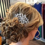 15 Curly Formal Updo