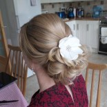 19 Blonde Prom Updo For Long Hair