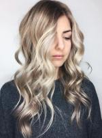 2 Dishwater Blonde Hair With Highlights