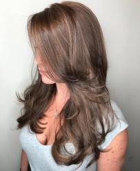 2 Layered Cut For Long Fine Hair