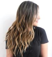 20 Brown Balayage Ombre For Long Hair