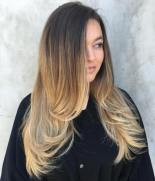 5 Bronde Ombre With Root Fade