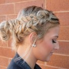 7 Casual Knot With A Side Fishtail