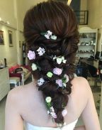 8 Vshaped Wedding Hairstyle For Long Hair