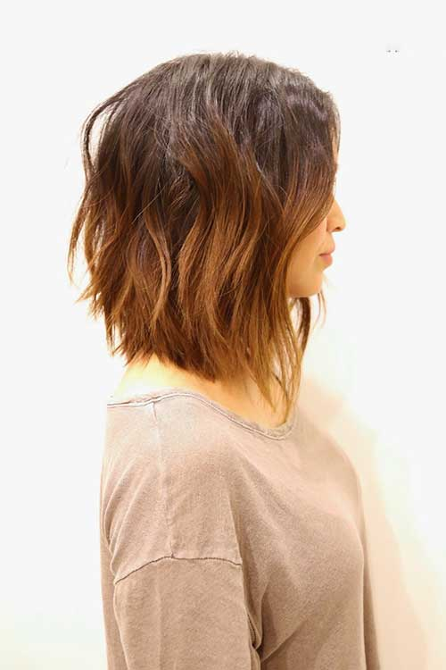 Best Haircuts For Short Ombre Hair