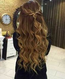Braided Hairstyles For Long Hair 9