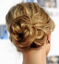 Casual Updos For Long Hair 17