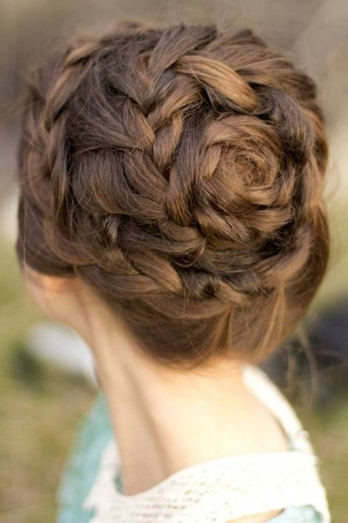 Casual Updos For Long Hair 35