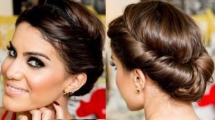 Casual Updos For Long Hair 4