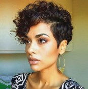 23 Pixie Cuts For Women With Curly Hair | Hairstyle Guru|curly Pixie|Elegant Curly Pixie For Current Your Head Glamorous Hair Official Event
