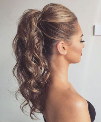 Hairstyles For Long Hair 2018 19