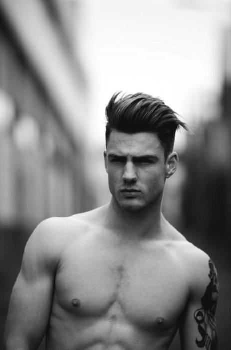 Hairstyles For Long Hair Men 20