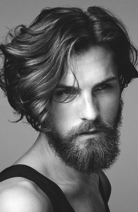 Hairstyles For Long Hair Men 37