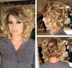 Hairstyles For Long Curly Thick Hair Fabulous 10 Best Short Thick Curly Hairstyles