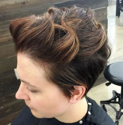 14 Very Short Formal Hairstyle For Women