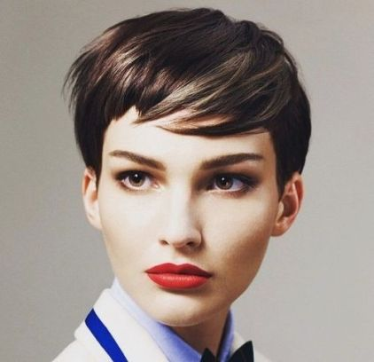 4 Retro Pixie Hairstyle