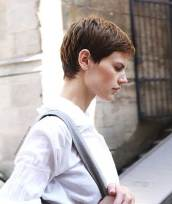Casual Very Short Pixie