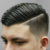 Comb Over Hard Part