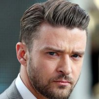 Cool Comb Over Tapered Sides