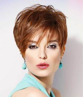 Cool Red Pixie Haircuts